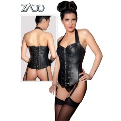 Leather Corset S